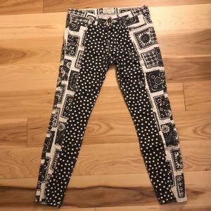 Current Elliott pants size 28